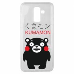 Чохол для Samsung J8 2018 Kumamon