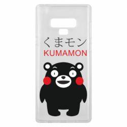 Чохол для Samsung Note 9 Kumamon