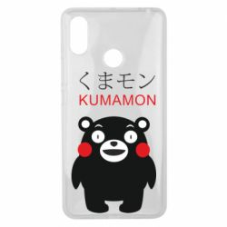 Чохол для Xiaomi Mi Max 3 Kumamon