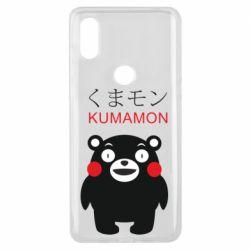 Чохол для Xiaomi Mi Mix 3 Kumamon