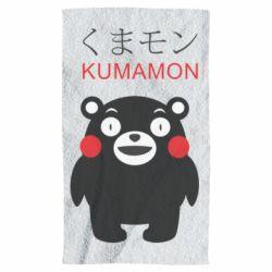 Рушник Kumamon