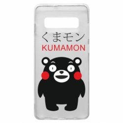 Чохол для Samsung S10+ Kumamon