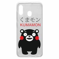 Чохол для Samsung A20 Kumamon