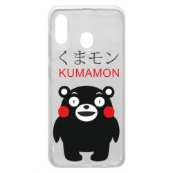 Чохол для Samsung A30 Kumamon