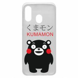 Чохол для Samsung A40 Kumamon
