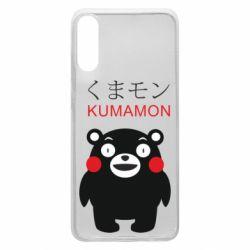 Чохол для Samsung A70 Kumamon