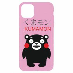 Чохол для iPhone 11 Pro Max Kumamon