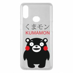 Чохол для Samsung A10s Kumamon