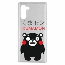 Чохол для Samsung Note 10 Kumamon