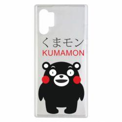 Чохол для Samsung Note 10 Plus Kumamon