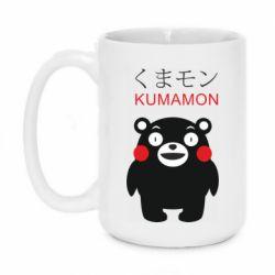 Кружка 420ml Kumamon