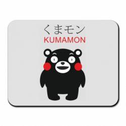 Килимок для миші Kumamon