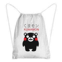 Рюкзак-мішок Kumamon