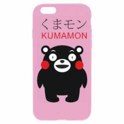 Чохол для iPhone 6 Plus/6S Plus Kumamon