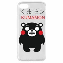 Чохол для iPhone 7 Kumamon