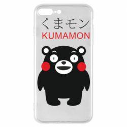 Чохол для iPhone 7 Plus Kumamon
