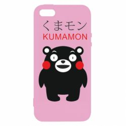Чохол для iphone 5/5S/SE Kumamon