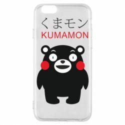 Чохол для iPhone 6/6S Kumamon