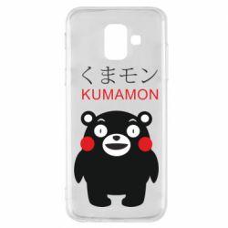 Чохол для Samsung A6 2018 Kumamon
