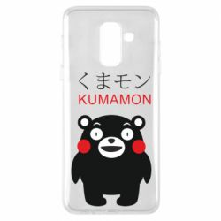Чохол для Samsung A6+ 2018 Kumamon