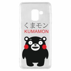 Чохол для Samsung A8 2018 Kumamon