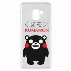 Чохол для Samsung A8+ 2018 Kumamon
