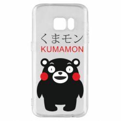 Чохол для Samsung S7 Kumamon