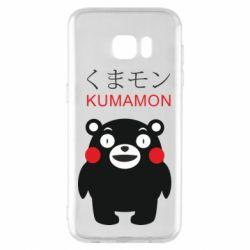 Чохол для Samsung S7 EDGE Kumamon