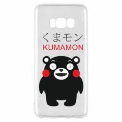 Чохол для Samsung S8 Kumamon