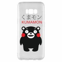 Чохол для Samsung S8+ Kumamon