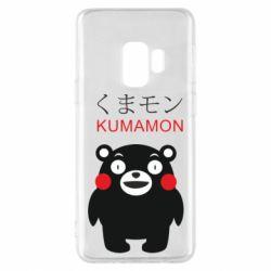 Чохол для Samsung S9 Kumamon