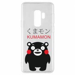 Чохол для Samsung S9+ Kumamon