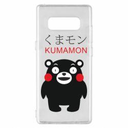 Чохол для Samsung Note 8 Kumamon