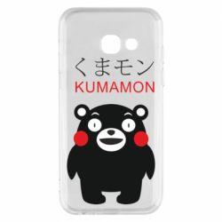 Чохол для Samsung A3 2017 Kumamon