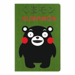 Блокнот А5 Kumamon
