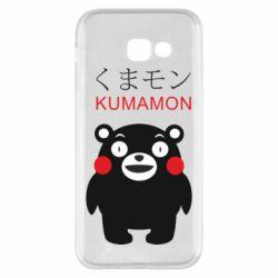 Чохол для Samsung A5 2017 Kumamon