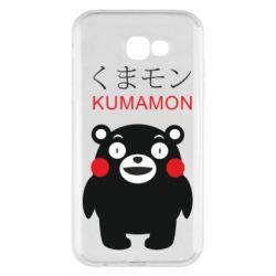 Чохол для Samsung A7 2017 Kumamon