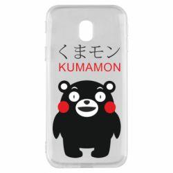 Чохол для Samsung J3 2017 Kumamon