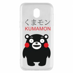 Чохол для Samsung J5 2017 Kumamon