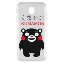 Чохол для Samsung J7 2017 Kumamon