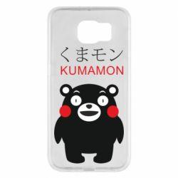 Чохол для Samsung S6 Kumamon