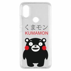 Чохол для Xiaomi Mi A2 Kumamon