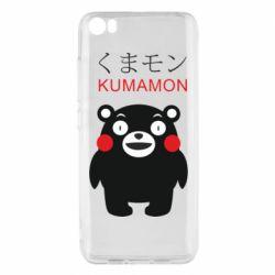 Чохол для Xiaomi Mi5/Mi5 Pro Kumamon