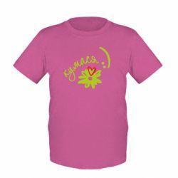 Детская футболка Кумася