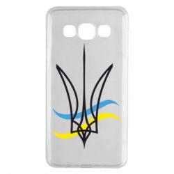 Чохол для Samsung A3 2015 Кумедний герб України