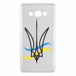 Чохол для Samsung A7 2015 Кумедний герб України