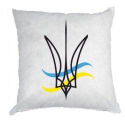 Подушка Кумедний герб України - FatLine