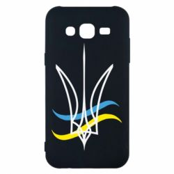 Чохол для Samsung J5 2015 Кумедний герб України