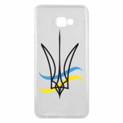 Чохол для Samsung J4 Plus 2018 Кумедний герб України