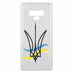 Чохол для Samsung Note 9 Кумедний герб України